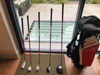 Fazer J Tek 4.0 Age 9-11 Golf Clubs
