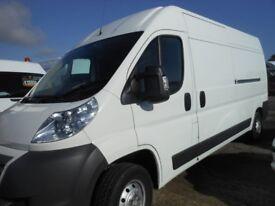 CITROEN Relay Enterpris 2.2 Diesel HDi, 46,000 miles, 5 Seats, 1 Former Keeper