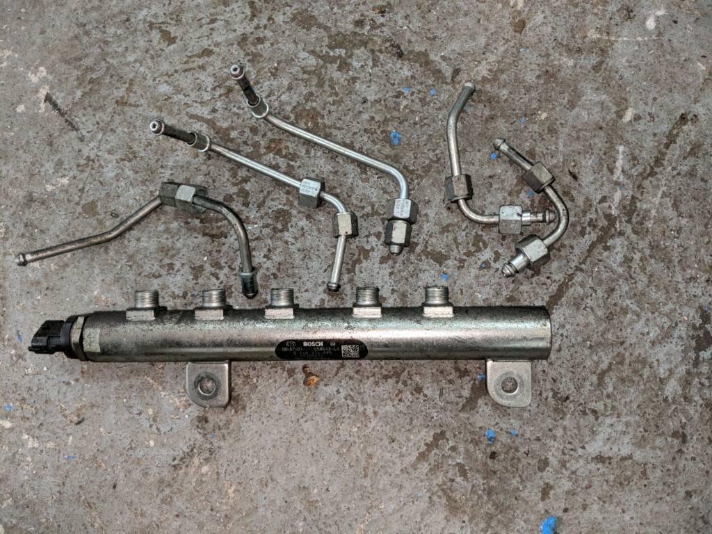 Vauxhall Zafira 2008 1.9cdti parts