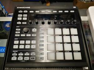 Maschine MKII Groove Production System - Black *Demo