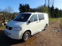 VW Transporter T5 Van Conversion