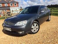 **EXCELLENT MONDEO GHIA X TDCI 130 - 1YR MOT AND SERVICE HISTORY & 4 NEW INJECTORS**