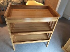 Changing table - as new condition