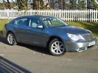 2008 (08) Chrysler Sebring 2.0 Limited 160 | LONG MOT | HPI CLEAR | 2 KEYS | FULL LEATHER | 1 OWNER