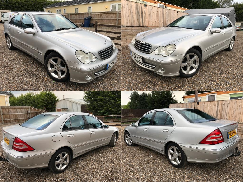 Mercedes C220 CDI 190hp very good condition  | in Chertsey, Surrey | Gumtree