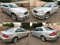 Mercedes C220 CDI 190hp very good condition.