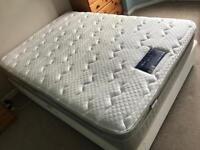 Double Bed Mattress SILENTNIGHT Medium /Firm Mattres Matress