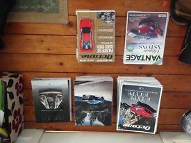 Assorted EVO & Octane Magazines