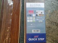 Quickstep walnut laminate flooring