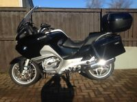 BMW RT1200 LE Fully Loaded Absolutely Stunning Bike