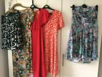 Ladies fashion clothing bundle, size 10