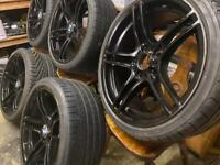 """BMW 313m 19"""" alloy wheels"""