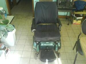 Jazzy Pride Electric Wheelchair