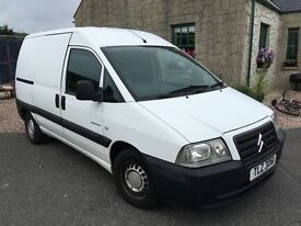 CITROEN DISPATCH 2007 - £2150 ono NO VAT