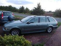 BMW 530D automatic estate