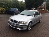 BMW 330D MSport AUTOMATIC leather seats