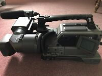 VIDEO CAMERA & EDITING EQUIPMENT for £2,800
