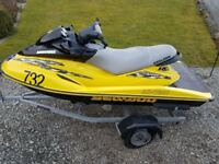 seadoo rxdi 2001 great reliable jetski low running costs