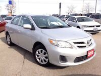 2013 Toyota Corolla **JUST TRADED**AIR COND**POWER WINDOWS**POWE