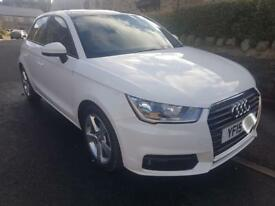 AUDI A1 1.4 TFSi Sport back 2015 Electric Panoramic sunroof immaculate condition