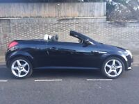 Vauxhall Tigra 1.4 Exclusiv - low mileage and FULL service history