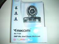 Mikomi 5MP Mic USB / DC-7120 / Web Camera