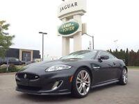 2012 Jaguar XKR SUPERCHARGED - 510H.P.