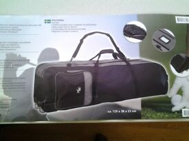 Wheeled Soft Golf Bag ideal for travelling