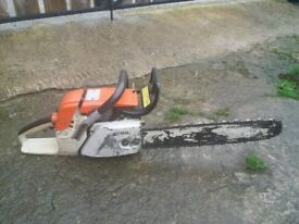 Stihl 038 chainsaw for sale