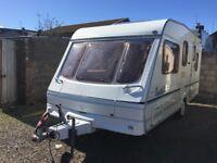 5 berth swift lifestyle 490 caravan