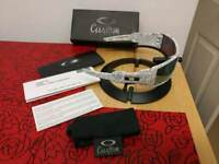Oakley oil rig custom gold icon and lenses can post