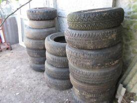 FREE 7 Old Wheels