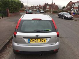 FORD FIESTA 1.6 5 DOOR AUTOMATIC