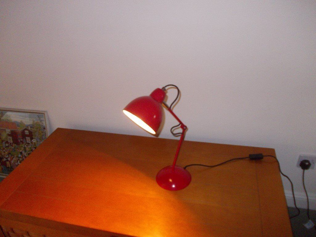 Anglepoise Table lamp as new