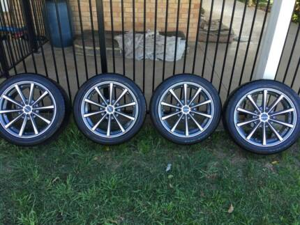 """17"""" PDW Eclipse Alloys Wamuran Caboolture Area Preview"""