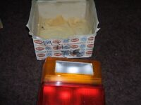audi new old stock hella rear light unit not sure if for audi 100 part number 443 945 226