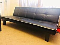 3 Seater Sofa Bed sofa bed, CLEARANCE, GREAT CONDITION, MUST GO,MULTI FUNCTIONAL,ELEGANT PRACTICAL