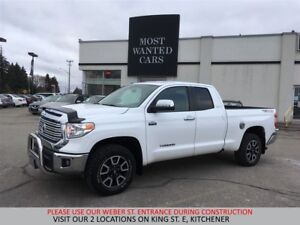 2015 Toyota Tundra Limited | TRD 4x4 | LEATHER | CAMERA