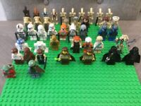 Genuine Lego Star Wars Minifigure Bundle - Excellent Condition (Prices start at £2.50)