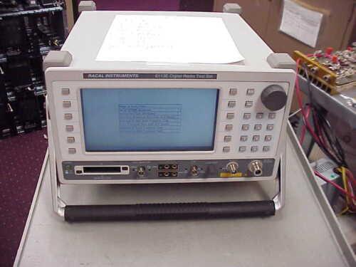 AEROFLEX / Racal 6113E Digital Radio Test Set