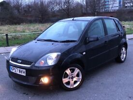 2007 Ford Fiesta full service history one previous owner