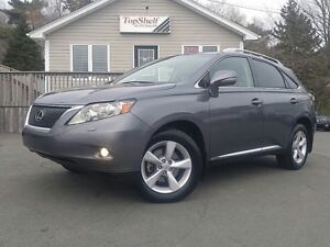2012 Lexus RX 350 DEALER MAINTAINED BY ONE FUSSY OWNER!!