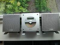 For sale, Nakamichi Soundspace 1 mini stero system