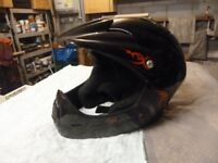 Full Face Cycle Helmet 'Hood' size 54/58