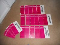 Profile Publications aircraft magazines 30 in total