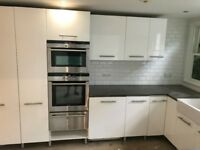 Beautiful Kitchen with Siemens-Electrogerate Oven, Grill, Microwave, Dishwasher & Ikea Units