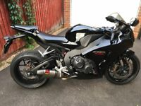 Honda Fireblade CBR1000RR C-ABS 20th Anniversary with Akropovic exhaust, fHsh, showroom condition