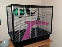 Large Rat Cage/Clean Condition