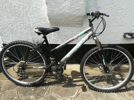 Shockwave Mountain bike xt 675