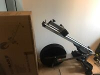 Roger black fitness air rower Rrp £100